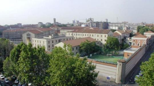 Casa Circondariale San Vittore Milano