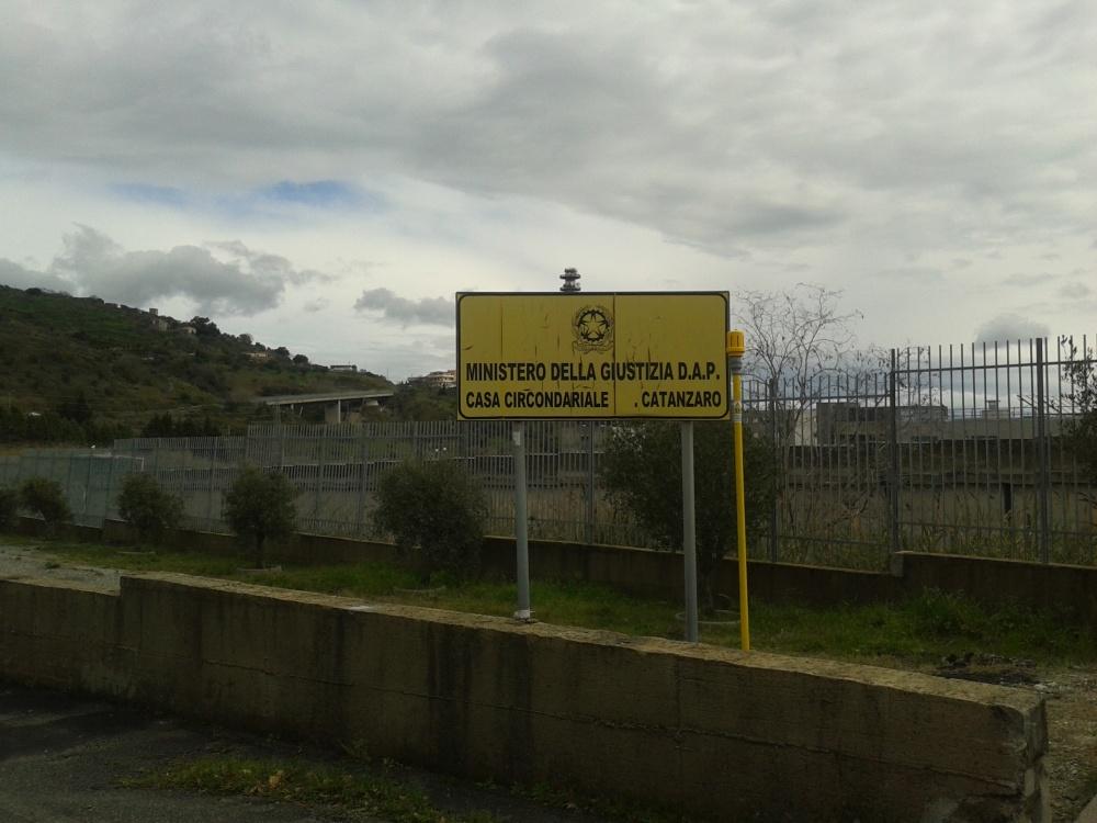 Carceri, Ispezione Parlamentare Pd Radicali al Carcere di Catanzaro Siano (1/3)