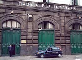 Carcere Poggioreale Napoli