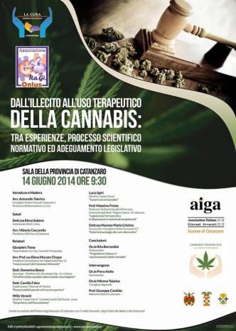 cannabis catanzaro