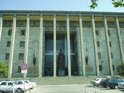 Palazzo di Giustizia Catania