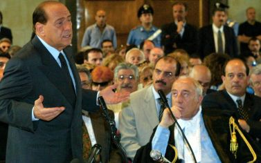 Silvio Berlusconi - Tribunale
