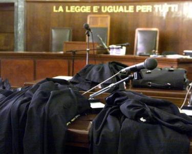 Aula Udienza Tribunale