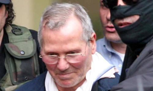 Bernardo Provenzano arresto