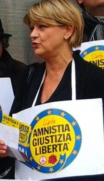 Bernardini lista Amnistia Giustizia Libertà, pol 2013