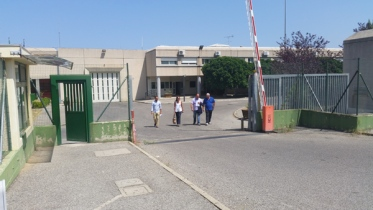 Bruno-Bossio-e-Guccione-visita-carcere-Rossano
