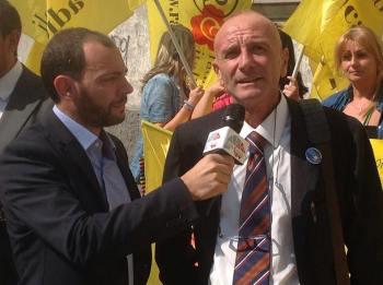 Luigi Mazzotta, Radicali Napoli