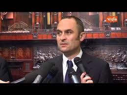 On. Enrico Costa - Vice Ministro della Giustizia