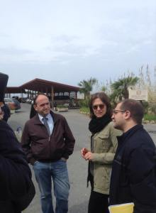Molinari, Bruno Bossio e Quintieri