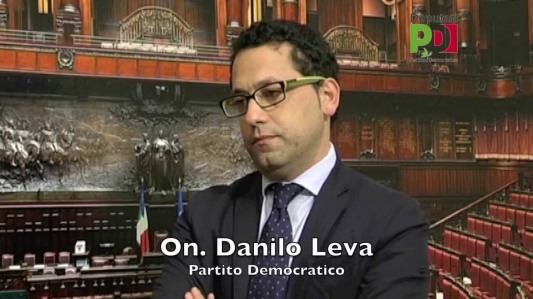 On Danilo Leva Partito Democratico