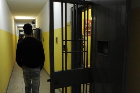 corridoio reparto detentivo genova