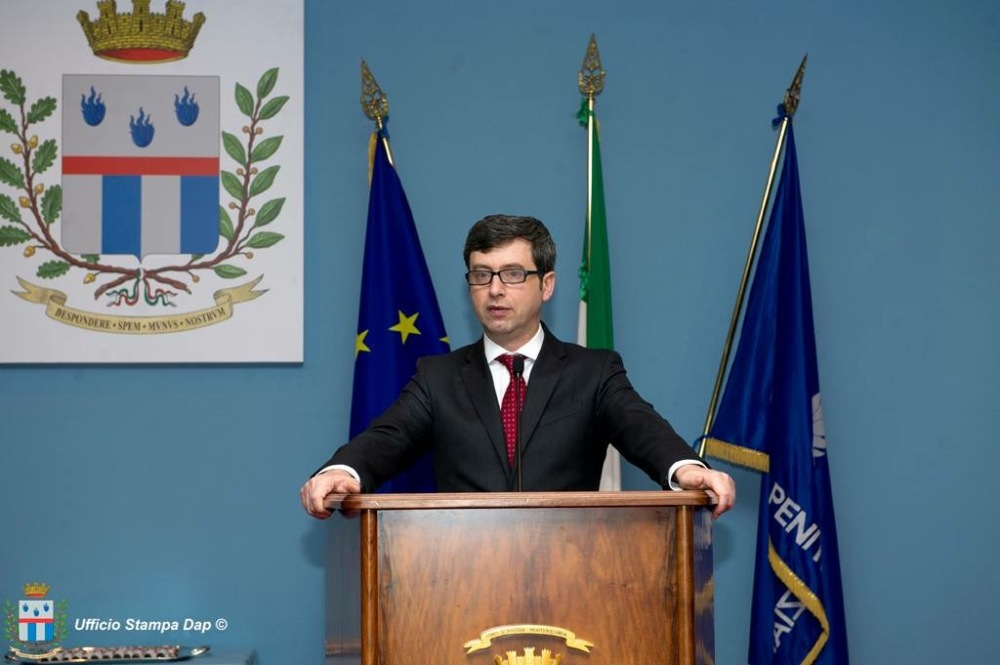 Carceri, Per l'ex Presidente Napolitano ed il Ministro Orlando