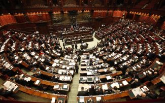 Aula della Camera dei Deputati