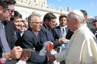 Ferri e Papa Francesco