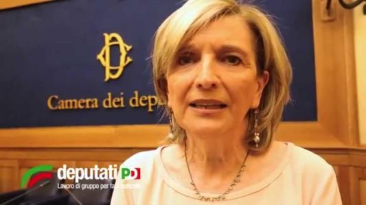 On. Vanna Iori, Deputato PD