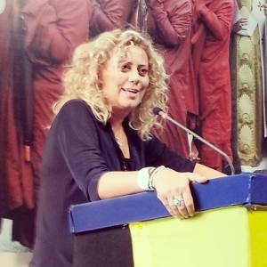 Deborah Cianfanelli, Radicali Italiani