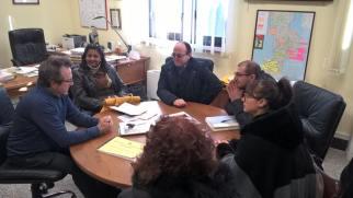 Delegazione al Tribunale dei Minori di Catanzaro