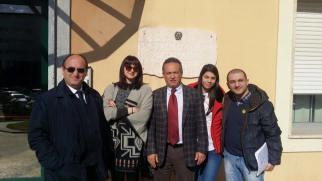 Delegazione visita Carcere ed Uepe Cosenza