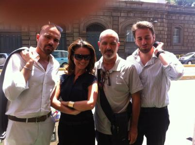 Delegazione CC Poggioreale Napoli