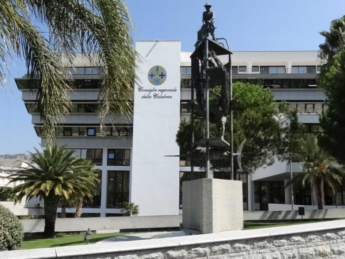 Consiglio Regionale della Calabria - Palazzo Campanella