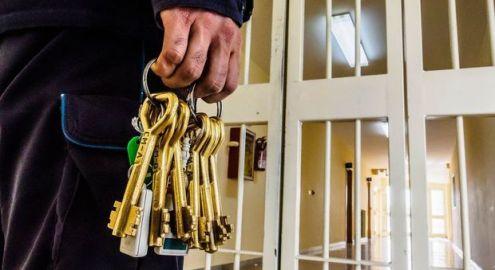 carcere foto chiavi sbarre