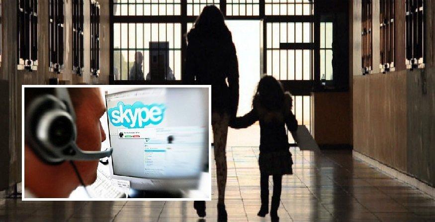 skype carcere